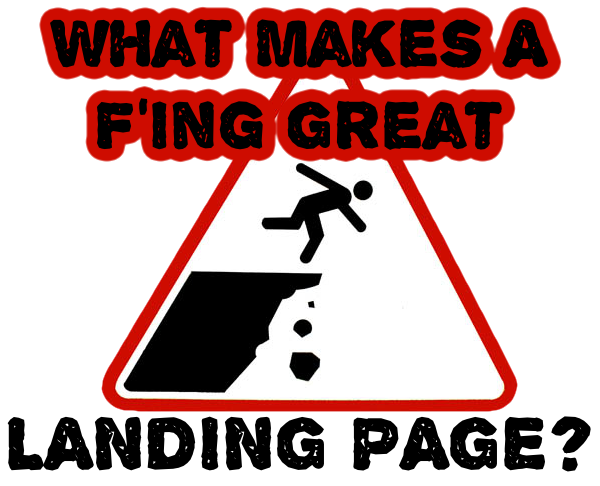 Landing Pages - SEO - Search Engine Optimisation - User Experience